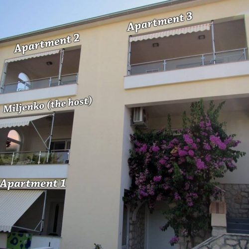 Apartments Nada